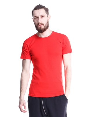 Футболка красная | 1643238