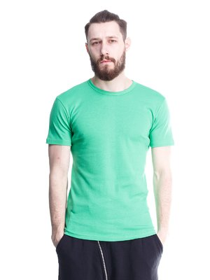 Футболка светло-зеленая | 1643237