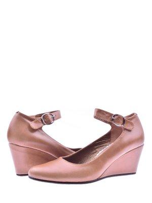 Туфли бежевые | 1653630