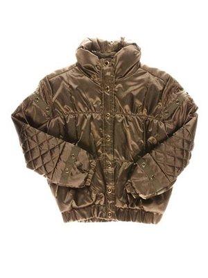 Куртка коричневая   1651521