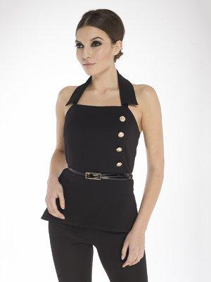 Блуза черная | 1656295