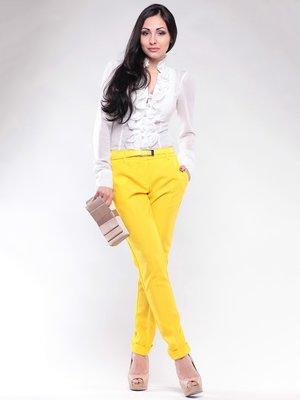 Брюки желтые | 1656807