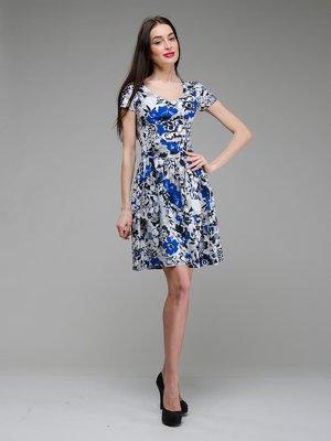 Сукня квіткового забарвлення | 1659332
