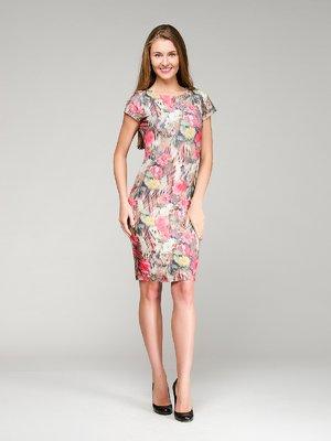Платье цветочной расцветки | 1659309