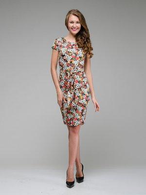 Сукня квіткового забарвлення | 1659316