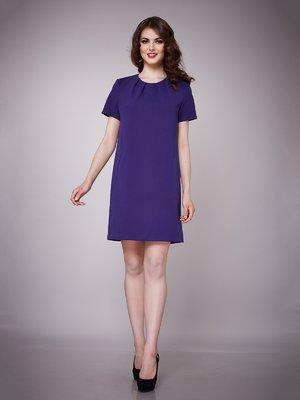 Сукня темно-фіолетова | 1695045