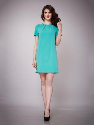 Платье бирюзовое | 1695046