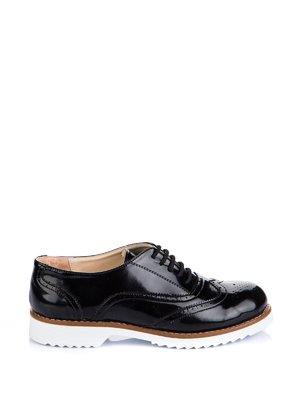 Туфлі чорні | 1624869