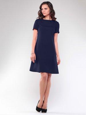Платье темно-синее | 1706705