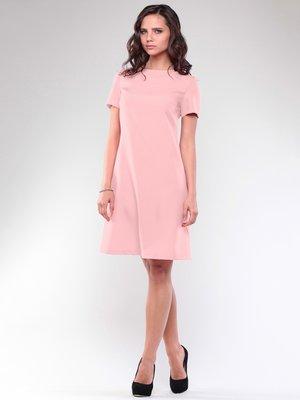 Платье персикового цвета | 1706706