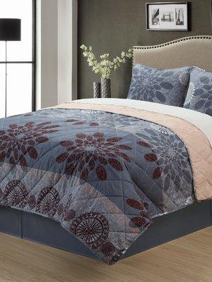 Комплект постельного белья двуспальный | 1707146