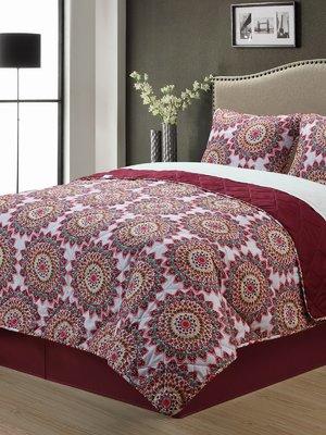 Комплект постельного белья двуспальный | 1707148