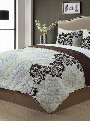 Комплект постельного белья двуспальный | 1707149