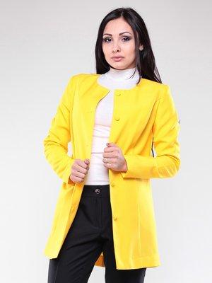 Кардиган желтый | 1706730
