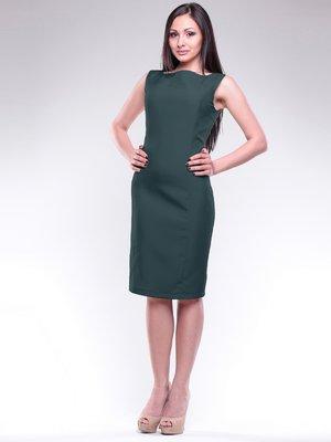 Сукня темно-смарагдова | 1716963