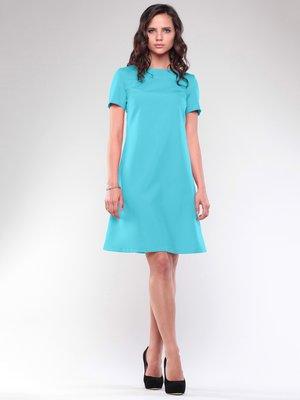 Сукня світло-ментолового кольору | 1724860