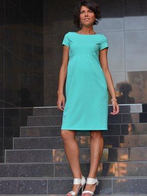 Платье бирюзовое   1734141