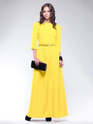 Платье желтое | 1734424