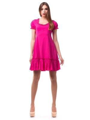 Сукня малинового кольору | 1741979