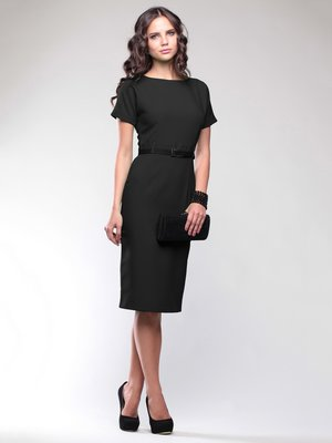 Платье черное | 1746785