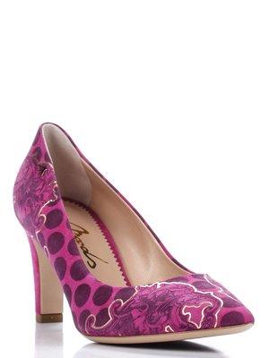 Туфли ярко-розовые | 1751738