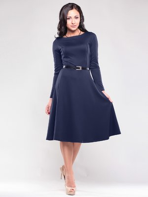Сукня темно-синя   1763019