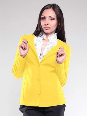 Жакет желтый | 1763047