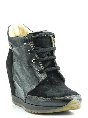 Черевики чорні | 1767171