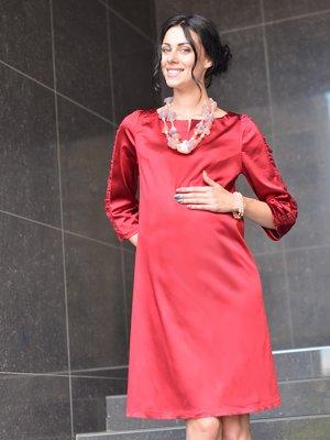 Платье красное | 1773420