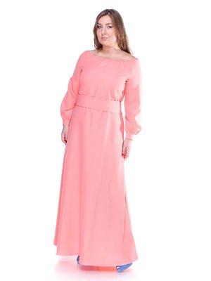 Сукня персикового кольору | 1727297