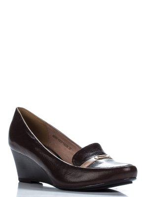 Туфли коричневые | 1781152
