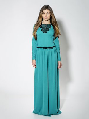 Сукня бірюзова | 1787559