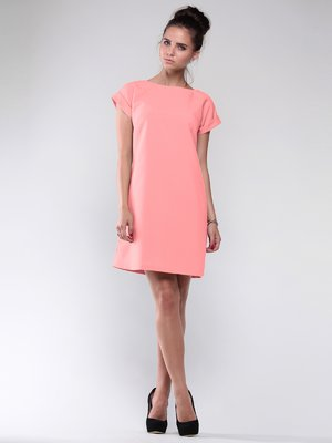 Платье темно-персикового цвета | 1787442