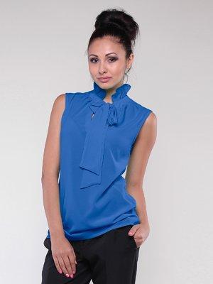 Блуза кольору електрик | 1801259