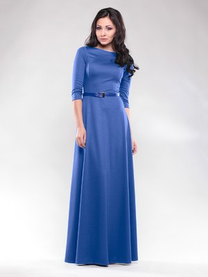Сукня кольору електрик   1801205