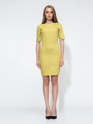 Сукня кольору лайма | 1804899