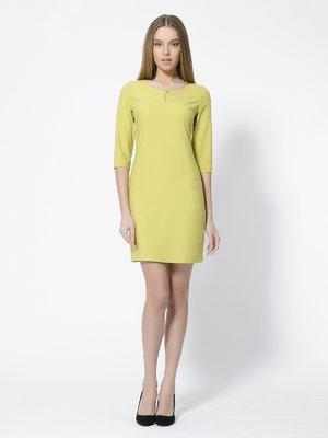 Сукня кольору лайма | 1804924
