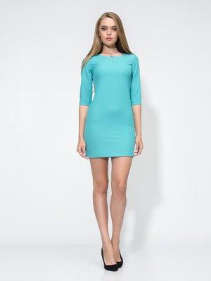 Сукня бірюзова | 1804928