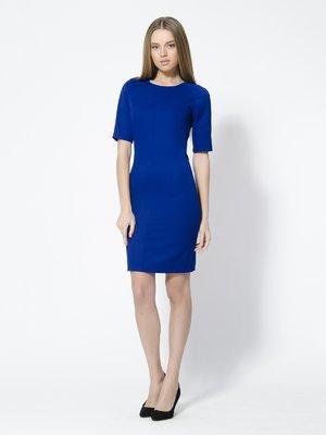 Сукня кольору електрик | 1804935