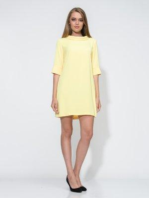 Платье желтое   1805007