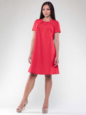 Платье красное | 1822743