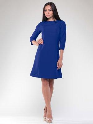 Сукня кольору електрик | 1822744