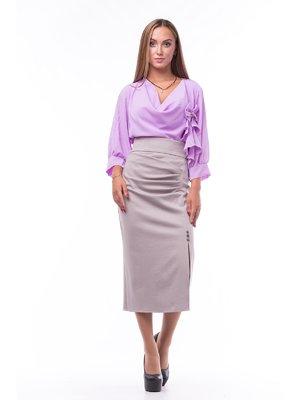 Блуза бузкового кольору | 1831158