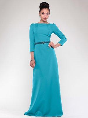 Сукня бірюзова | 1832257