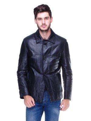 Куртка чорна | 1830336