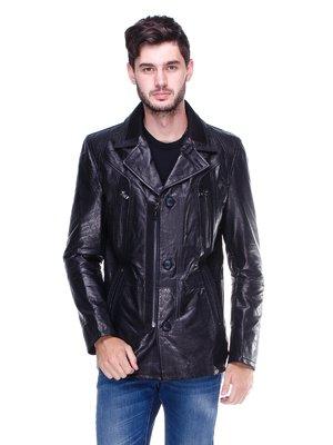 Куртка чорна | 1830330
