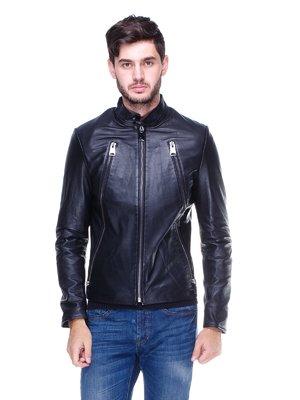 Куртка чорна | 1830344