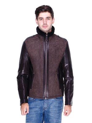 Куртка коричневая   1833615