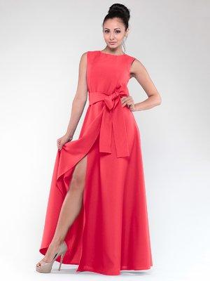 Платье красное | 1838230