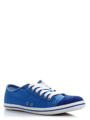 Кеды ярко-синие | 363457